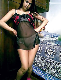 Indan girl in sexy outfits with her boyfriend
