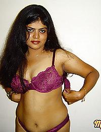 Neha in her favorite under garments showing off