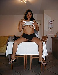 indian wife spreading her legs