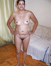 indian wife naked in her lounge