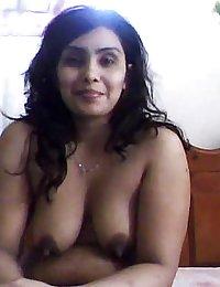 indian babe masturbating on a webcam